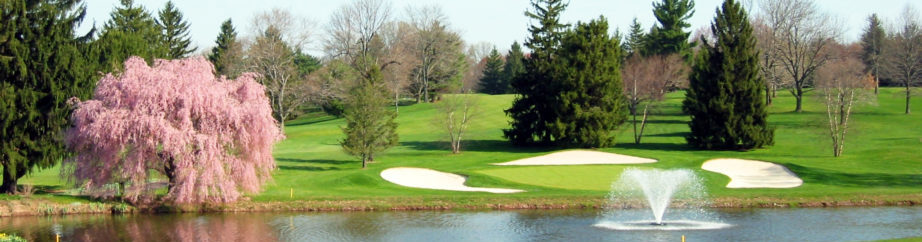 Hopewell Valley Golf Country Club, 13th Hole