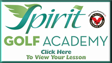 Spirit Golf Academy | Click Here to View Your Swing!